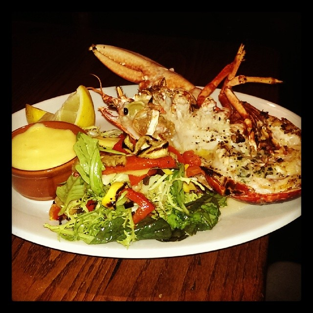 Lobster time!
